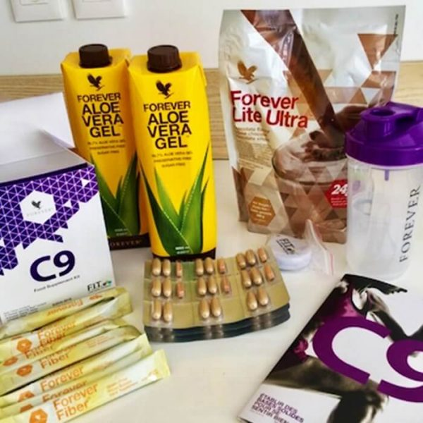 forever weight management pack