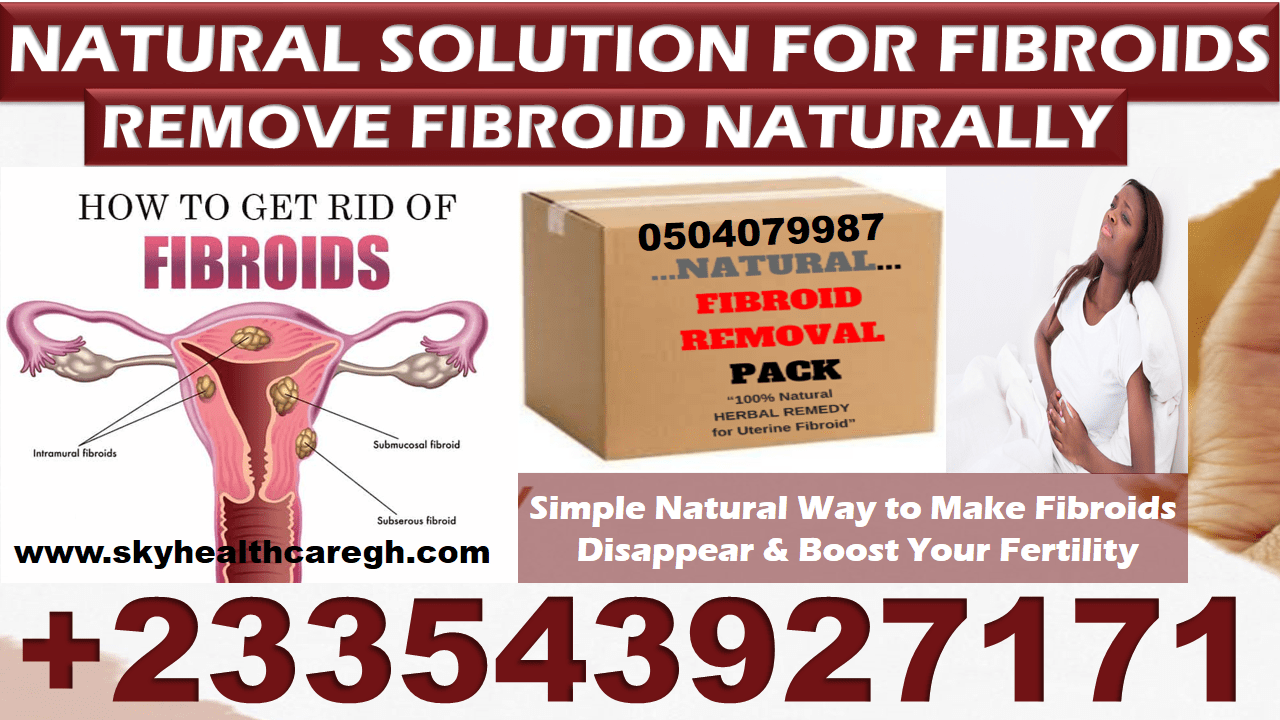 natural solution for fibroids