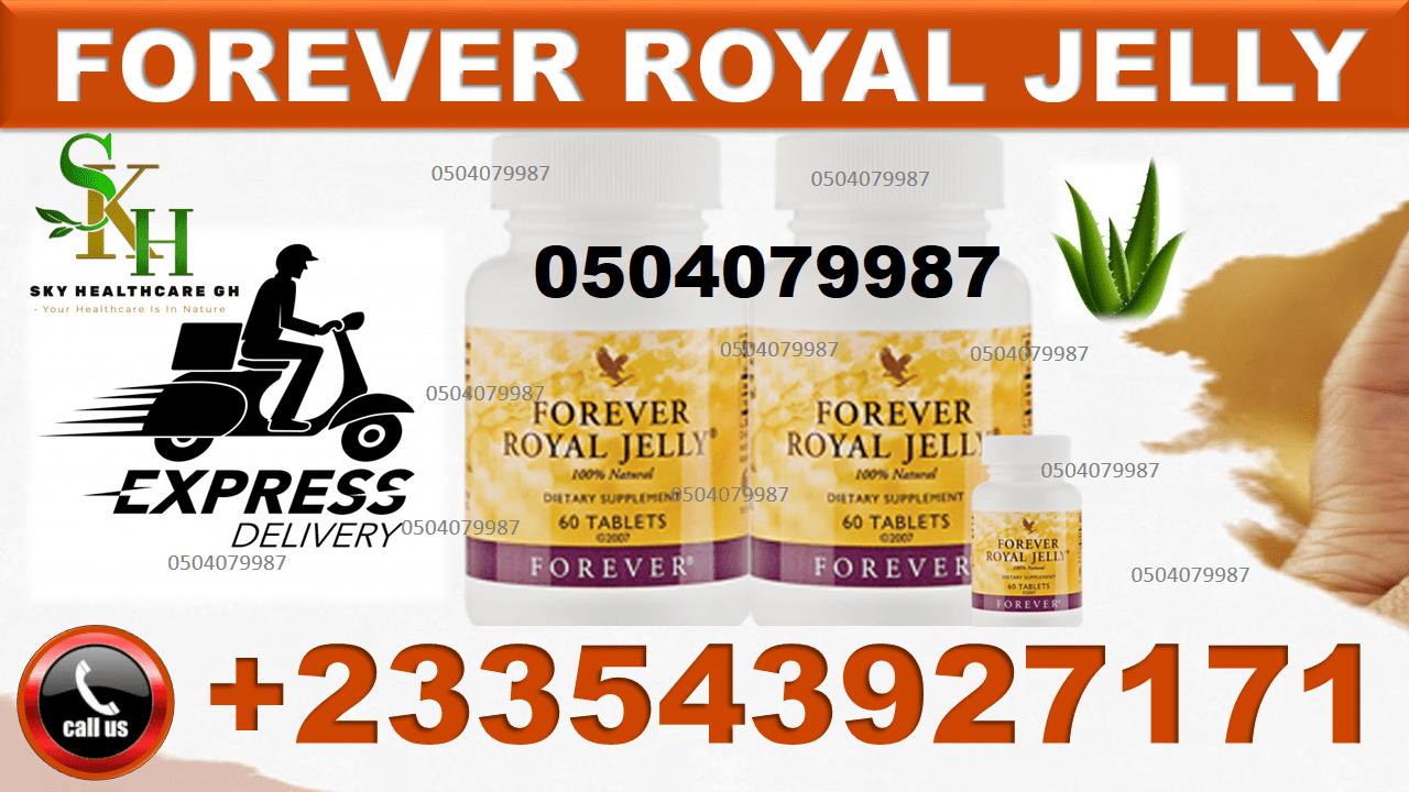 Royal Jelly Supplements