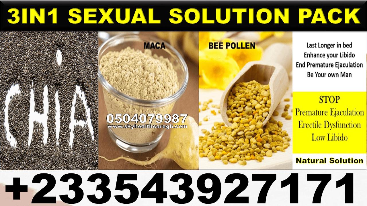 Premature Ejaculation Natural Solution