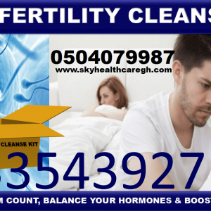 Fertility Cleanse for Male