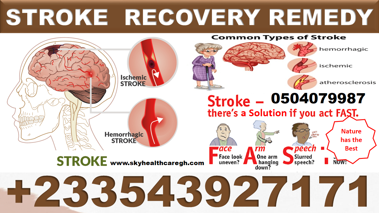 Stroke Remedy Natural Pack