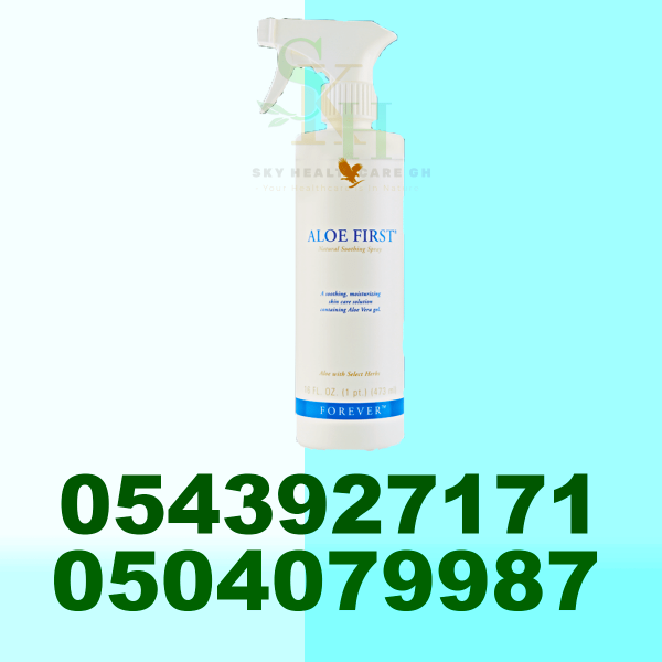 Forever Aloe First Spray in Accra
