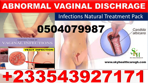 ABNORMAL VAGINAL DISCHARGE TREATMENT KIT