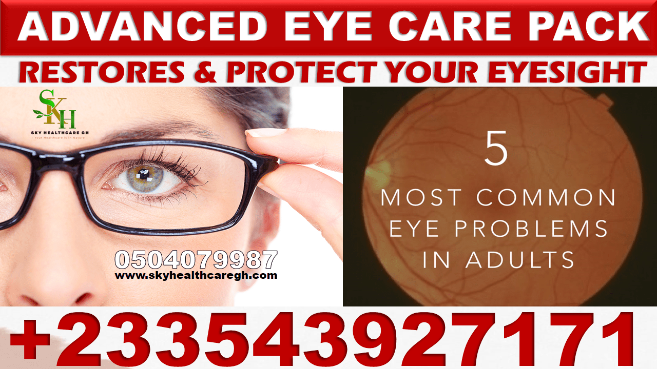 Advanced Vision Care Pack