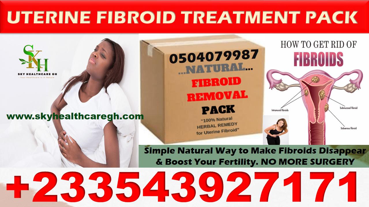 Uterine Fibroid Treatment Pack