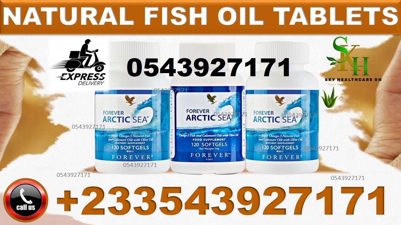 Where to Buy Natural Fish Oil in Ghana